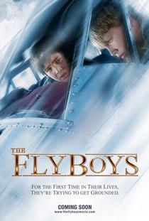 Os Meninos Voadores - Poster / Capa / Cartaz - Oficial 1