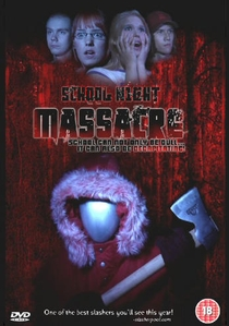 School Night Massacre - Poster / Capa / Cartaz - Oficial 1