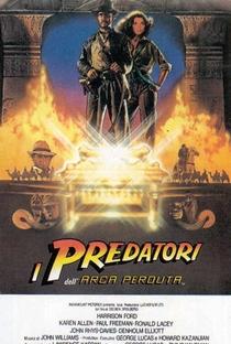 Indiana Jones e os Caçadores da Arca Perdida - Poster / Capa / Cartaz - Oficial 6