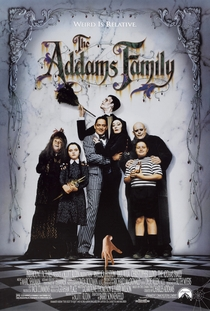 A Família Addams - Poster / Capa / Cartaz - Oficial 1