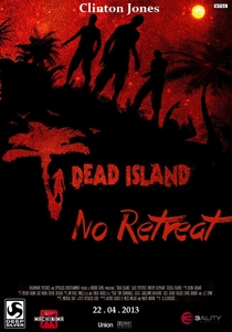 Dead Island: No Retreat - Poster / Capa / Cartaz - Oficial 1