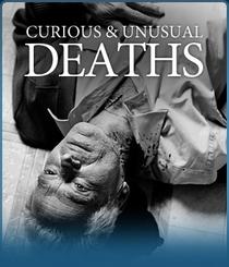As Mais Estranhas Formas de Morrer - Poster / Capa / Cartaz - Oficial 1
