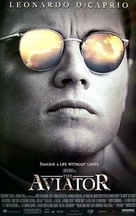 O Aviador - Poster / Capa / Cartaz - Oficial 1