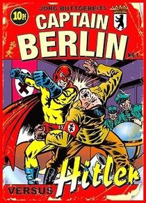 Capitão Berlim VS. Hitler - Poster / Capa / Cartaz - Oficial 1