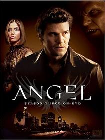 Angel: O Caça-Vampiros (4ª Temporada) - Poster / Capa / Cartaz - Oficial 1