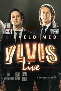 Hoje a noite Com Ylvis  - Poster / Capa / Cartaz - Oficial 1