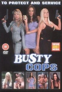Busty Cops - Poster / Capa / Cartaz - Oficial 1