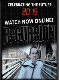ReCURSION - Poster / Capa / Cartaz - Oficial 2