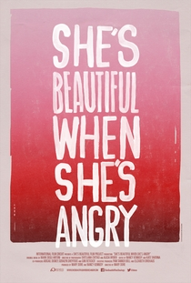 She's Beautiful When She's Angry  - Poster / Capa / Cartaz - Oficial 1