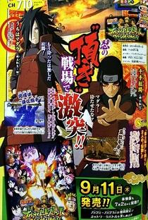 Naruto: OVA 10 - Uchiha Madara vs Senju Hashiram - Poster / Capa / Cartaz - Oficial 1