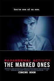 Atividade Paranormal: Marcados pelo Mal  - Poster / Capa / Cartaz - Oficial 3