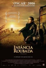 Infância Roubada - Poster / Capa / Cartaz - Oficial 1