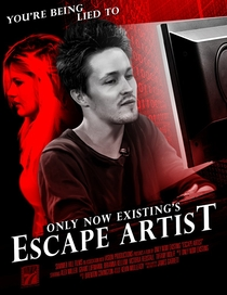 Only Now Existing's Escape Artist - Poster / Capa / Cartaz - Oficial 2