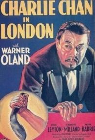 Charlie Chan em Londres - Poster / Capa / Cartaz - Oficial 1