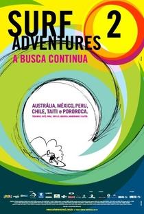 Surf Adventures 2 - A Busca Continua - Poster / Capa / Cartaz - Oficial 1