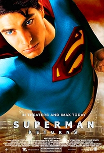 Superman: O Retorno - Poster / Capa / Cartaz - Oficial 3