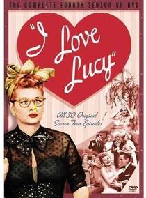 I Love Lucy (4ª temporada) - Poster / Capa / Cartaz - Oficial 1