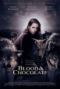 Sangue e Chocolate - Poster / Capa / Cartaz - Oficial 1