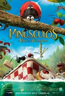 Minúsculos – O Filme - Poster / Capa / Cartaz - Oficial 7