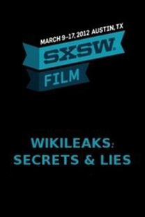 Wikileaks: Segredos & Mentiras - Poster / Capa / Cartaz - Oficial 2