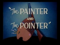 The Painter and the Pointer - Poster / Capa / Cartaz - Oficial 1