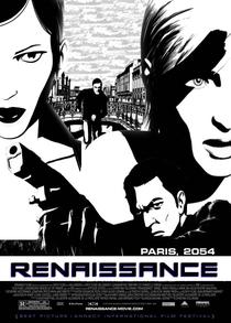 Renaissance - Poster / Capa / Cartaz - Oficial 3