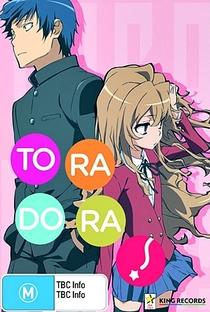 Toradora! - Poster / Capa / Cartaz - Oficial 12