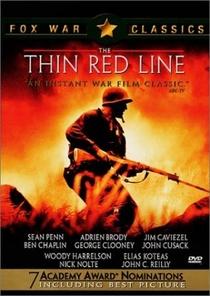 Além da Linha Vermelha - Poster / Capa / Cartaz - Oficial 8