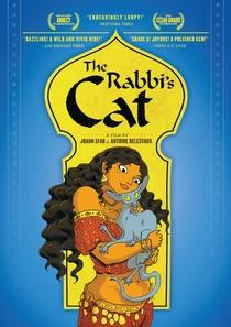 O Gato do Rabino - Poster / Capa / Cartaz - Oficial 6