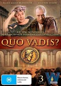 Quo Vadis? - Poster / Capa / Cartaz - Oficial 2