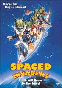 Invasores do Espaço - Poster / Capa / Cartaz - Oficial 1