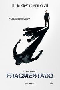 Fragmentado - Poster / Capa / Cartaz - Oficial 1