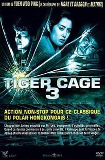 Tiger Cage 3 - Poster / Capa / Cartaz - Oficial 1