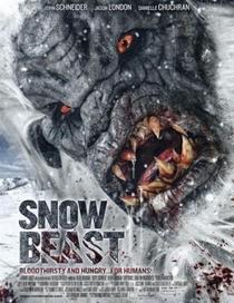 Besta da Neve - Poster / Capa / Cartaz - Oficial 2