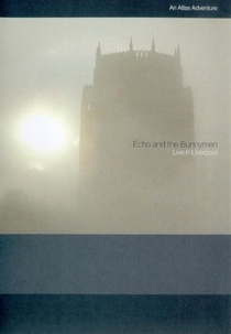Echo and the Bunnymen: Live in Liverpool - Poster / Capa / Cartaz - Oficial 1