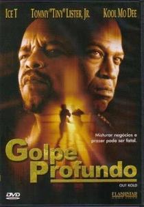 Golpe Profundo - Poster / Capa / Cartaz - Oficial 1
