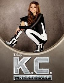 Agente K.C. (2 Temporada) - Poster / Capa / Cartaz - Oficial 5