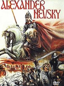Alexander Nevsky - Poster / Capa / Cartaz - Oficial 1