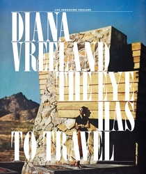Diana Vreeland: The Eye Has to Travel - Poster / Capa / Cartaz - Oficial 2