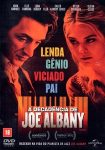 A Decadência De Joe Albany - Poster / Capa / Cartaz - Oficial 2