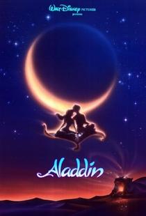 Aladdin - Poster / Capa / Cartaz - Oficial 2