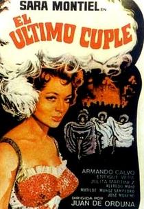 El último cuplé - Poster / Capa / Cartaz - Oficial 1