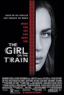 A Garota no Trem - Poster / Capa / Cartaz - Oficial 6