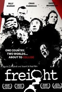 Freight - Poster / Capa / Cartaz - Oficial 1