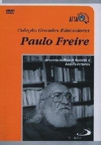 Paulo Freire - Coleção Grandes Educadores - Poster / Capa / Cartaz - Oficial 1