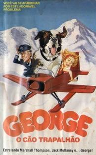George - O Cão Trapalhão - Poster / Capa / Cartaz - Oficial 2