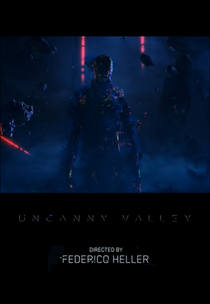 Uncanny Valley - Poster / Capa / Cartaz - Oficial 1