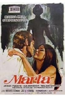 Marta, A Mulher Insaciável - Poster / Capa / Cartaz - Oficial 7