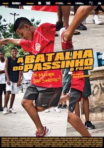 A Batalha do Passinho - Poster / Capa / Cartaz - Oficial 1
