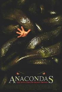 Anaconda 2 - A Caçada pela Orquídea Sangrenta - Poster / Capa / Cartaz - Oficial 1